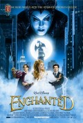 Disney's Enchanted movie poster