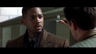 "In ""Enemy of the State"", Will Smith plays Robert Dean, a successful lawyer whose life gets flipped, turned upside down."