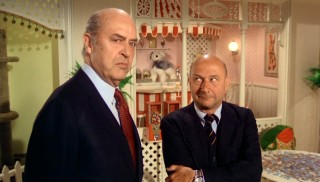 These two shady bald men (Ray Milland and Donald Pleasence) become guardians to Tony and Tia at the secluded mansion Xanthos.