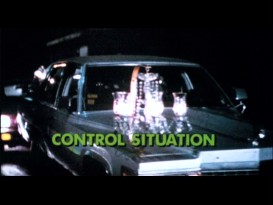 "I'm not sure that referring to The Duke's chandelier-adorned Cadillac as a ""control situation"" is grammatically or fundamentally correct, but as the only bonus feature on this set, let's cut the theatrical trailer some slack."