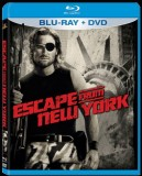 Buy Escape from New York Blu-ray + DVD Combo from Amazon.com