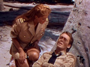 Larry Kingslee (Peter Lawford) can't stop dreaming about his fantasy lover, and being stranded on a desert island with her doesn't seem to be helping.