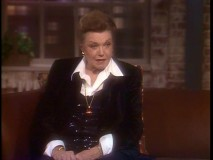 "In 1996, Esther Williams sat down for an interview with Robert Osborne for TCM's ""Private Screenings"" series. The full hour-long episode appears on Disc 1."
