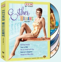 Esther Williams Volume 1 DVD Collection cover art - click to buy