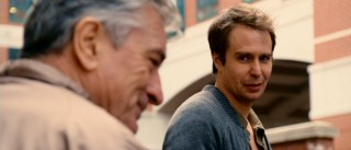 Orchestra percussionist Robert (Sam Rockwell) can't help but feel like a disappointment to his father.