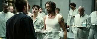 Refusing to eat the slop given to them, Travis (Adrien Brody) and the other prisoners confront one of the guards and thus set the wheels in motion for what's to come. What ever is to come?!