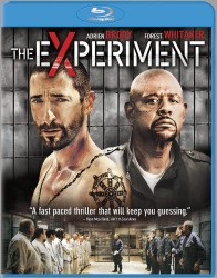 Buy The Experiment (2010) Blu-ray cover art -- click to buy from Amazon.com