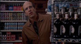 """Scrubs"" lawyer Sam Lloyd plays IRS agent Robert Hutt, who's big on following, investigating, and videotaping women."