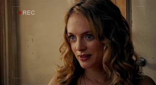 The videotaped confession of Alex (Heather Graham) provides the film with narration, but who and what it's for remain a mystery until the end.