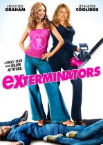 ExTerminators (2010) DVD cover art - click to buy DVD from Amazon.com