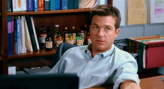 """Extract"" stars Jason Bateman as Joel Reynold, a food flavoring plant manager with a growing number of life concerns."
