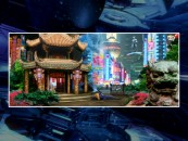 Concept art from the gallery visualizes the sequel's China-set climax.