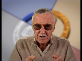 This is the exciting setting for Fantastic Four creator Stan Lee's episode introductions and Soapbox ramble.