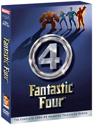 Buy Fantastic Four: The Complete 1994-95 Animated Television Series from Amazon.com