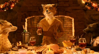 Mr. Fox takes the art of toast-making seriously, seizing this opportunity from Badger and later revisiting it.