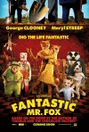 Fantastic Mr. Fox movie poster