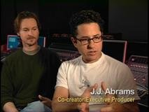 "J.J. Abrams and Matt Reeves in ""Fade Out."""