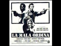 "The original Italian movie poster that became the box cover image for this DVD collection is seen in the brief photo gallery for ""La Mala Ordina"" (""The Italian Connection."")."