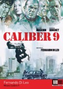 Caliber 9 (Milano Caliber 9) DVD cover art in the Fernando Di Leo Crime Collection