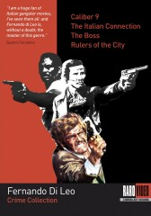 Fernando Di Leo Crime Collection cover art - click to buy DVD set from Amazon.com