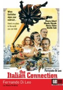 The Italian Connection (La Mala Ordina) DVD cover art in the Fernando Di Leo Crime Collection