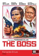 The Boss (Il Boss) DVD cover art in the Fernando Di Leo Crime Collection