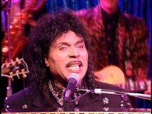 "Little Richard guest-stars as himself, to the great excitement of all those around him in ""Too Little Richard Late."""