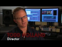 "Director Todd Holland offers behind the scenes information in ""Dog Treats"" and many other featurettes."
