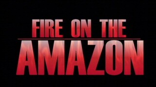 "The included video trailer for ""Fire on the Amazon"" contains some pretty fancy title animation."