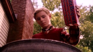Bryce's (Callan McAuliffe)'s acceptance and secret disposal of Juli's family eggs is one of the film's biggest storylines.