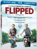 Flipped Blu-ray + DVD + Digital Copy cover art -- click to buy from Amazon.com