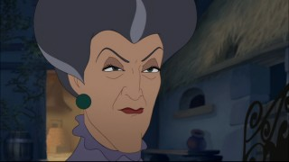 "Lady Tremaine is as wicked as ever in ""Cinderella III: A Twist in Time."""