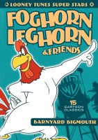 Looney Tunes Super Stars: Foghorn Leghorn & Friends - Barnyard Bigmouth DVD cover art -- click to buy DVD from Amazon.com