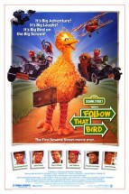 Follow That Bird (1985) movie poster