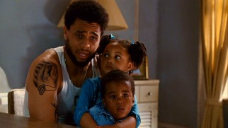 How can viewers claim the movie bashes men when Beau Willie Brown (Michael Ealy) presents a model father and partner? Oh, wait...
