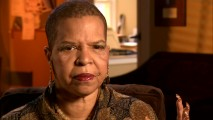 "Playwright Ntozake Shange discusses the genesis of her poetry in ""Span of the Rainbow."""