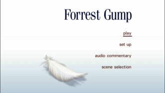 Forrest Gump DVD Review (15th Anniversary Chocolate Box Giftset)