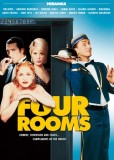 Four Rooms (1995) Echo Bridge DVD cover art -- click to buy DVD from Amazon.com