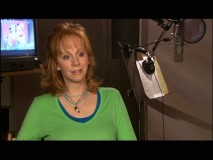 "Reba McEntire discusses her role as Dixie in ""The Fox and the Hound 2."""