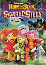 Fraggle Rock: Scared Silly DVD cover art - click to buy DVD from Amazon.com