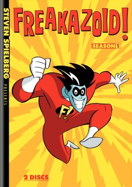 Buy Freakazoid! Season 1 DVD from Amazon.com