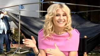 British pop star turned actress Pixie Lott discusses how, defying her expectations, Lucas Cruikshank is different from the character that brought him fame.