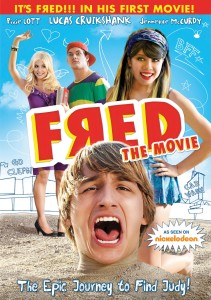 Fred: The Movie DVD cover art -- click to buy DVD from Amazon.com