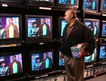Seeing Hilary and Will on television at the electronics store gives Phil not pride but embarrassment.