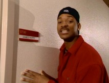 "Will Smith takes us to James Avery's dressing room as part of his behind-the-scenes ""Fresh Prince"" tour."
