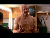 "Derek Mears gets made up as Jason Voorhees, raising the question, ""If we don't see it, why bother?"""