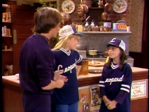 "In ""Batter Up"", we learn that Skippy has a little sister (Tanya Fenmore) and that she's kind of a geek."