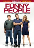 Funny People: 1-Disc DVD cover art
