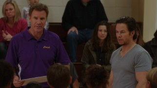 Dusty (Mark Wahlberg) takes the coaching reins from Brad (Will Ferrell) and pushes for competitiveness in this deleted scene.