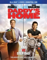 Daddy's Home: Blu-ray + DVD + Digital HD combo pack cover art - click to buy from Amazon.com